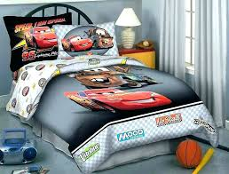 com cars velocity twin bedding comforter set home with in plan 2 full cars bedding set