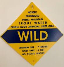 Trout Fishing Regulations North Carolina Nc Fishing