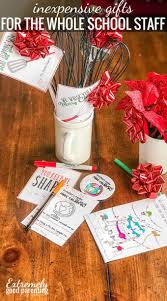 teacher appreciation and gifts for your child s staff that won t break the bank