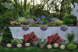Small Picture Landscape Design NJ Blossoming Beginnings