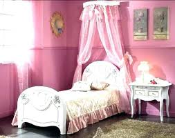 White Twin Canopy Beds Canopy Bed For Girl Twin Canopy Bed With ...