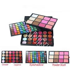 trendy cosmetic 96 color makeup kits for s best professional makeup kits silica dimethyl silylate makeup set shining palette