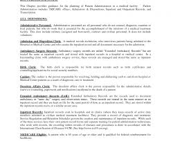Resume Scanner Medical Records Technician Resume Sample Scanner Electronic Analyst 15