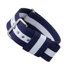 nylon watch strap for daniel wellington men 039 s watch ss rose nylon watch strap for daniel wellington men 039