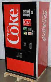 Classic Vending Machines For Sale Impressive 48 48's COCACOLA VENDING MACHINE