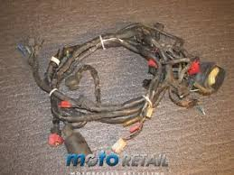 88 honda hurricane cbr 1000 f wiring harness cables loom image is loading 88 honda hurricane cbr 1000 f wiring harness