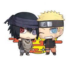 anime chibi naruto sasuke. Unique Anime The Last Sasuke And Naruto Chibi By XUzumaki  Throughout Anime U
