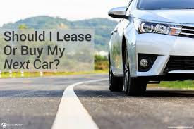lease vs buy calculator excel lease vs buy car calculator
