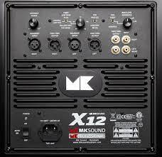 X12 Subwoofer - M&K Sound®