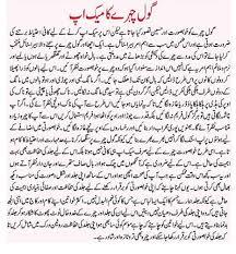 s makeup name in urdu list middot tips