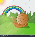 snail-creeping