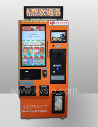Kiosk Vending Machine Cool Self Service Lotttery KioskLottery Vending KioskKVSIO INTL GROUP
