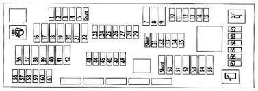 Bmw X3 Fuse Chart Bmw X3 F25 2011 2017 Fuse Box Diagram Auto Genius