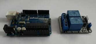 Arduino lesson – <b>2</b>-<b>Channel Relay</b> Module « osoyoo.com