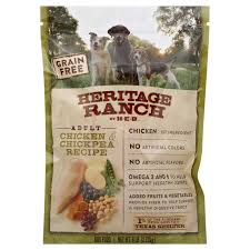 Country Kitchen Dog Treats H E B Heritage Ranch Grain Free Dog Food Chicken Chickpea