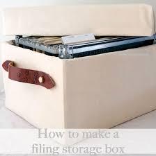 Decorative File Storage Boxes decorative storage box 85