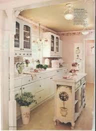 home decorating ideas vintage vintage shabby chic pink kitchen shabbyitchendiy