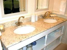 full size of granite countertop bathroom faucets countertops cleaning bath maine for vanity home improvement astonishing