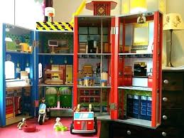kidkraft everyday heroes play set everyday heroes play set toy fire station action wooden kidkraft everyday