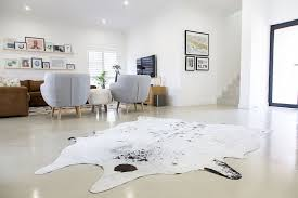 cemcrete polished concrete floor house style