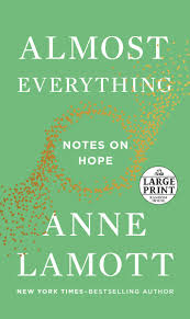 Almost Everything: Notes on Hope: Anne Lamott: 9781984827609: Amazon ...