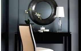 office desk mirror. office desk mirror behind power home mirrored pink