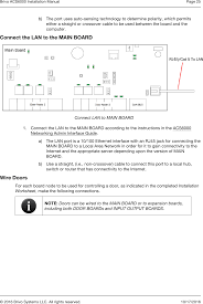 acs6000 01 acs6000 access control system user manual users manual page 25 of acs6000 01 acs6000 access control system user manual users manual brivo systems
