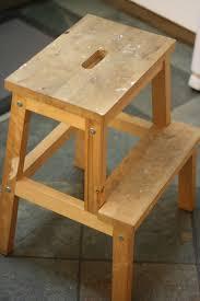 Bekvam Ikea Step Stool Before