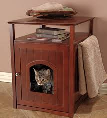cat litter box covers furniture. Amazon.com: Merry Pet Products House, Litterbox Cover And Night Stand, Walnut, 20.5\ Cat Litter Box Covers Furniture E