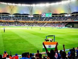 Visit To Dubai International Cricket Stadium Indiapak Odi
