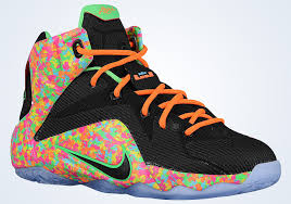 lebron james shoes 12 for kids. back in 2006 nike released a special colorway of the zoom lebron iv inspired by king james shoes 12 for kids