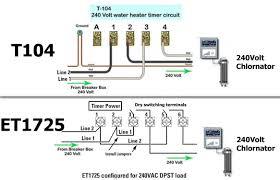 intermatic pool timer wiring diagram at