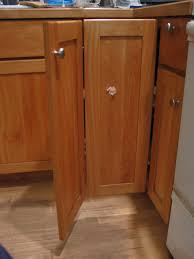 Kitchen Panels Doors Double Hinged Cupboard No Problem After Gadget