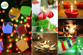 try out these diy diwali decoration ideas to brighten up your homes