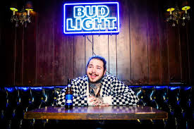 Custom Bud Light Cans Post Malone Teams Up With Bud Light For Limited Edition