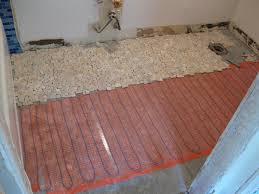 Heated Kitchen Floor Are Heated Bathroom Floors Worth It Floor Tile Material Slate