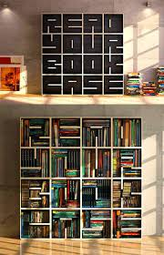 ... Cool Cool Bookcases Cool Bookshelves In Bedrooms Black Brown Books: cool  bookcases 2017 ...