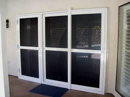 single glass patio door designs