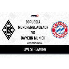 Bayern munich vs borussia monchengladbach preview: Wky7mewpt2xbvm