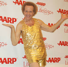 richard simmons group workout. richard simmons group workout