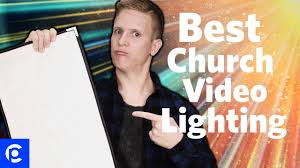 Church Lighting The Only Light You Ll Ever Need For Creating Church Videos