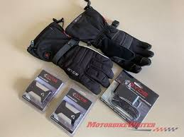 Gerbing Gyde S7 Heated Gloves Tested Motorbike Writer