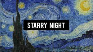 van gogh starry night explained