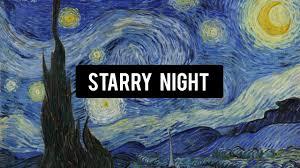 van gogh starry night explained