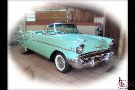 1957 Chevrolet BEL AIR Convertible TO Worldwide THE Higer Bidder ...