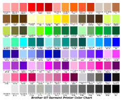 Adobe Cmyk Color Chart Working With Artwork Print Color Chart