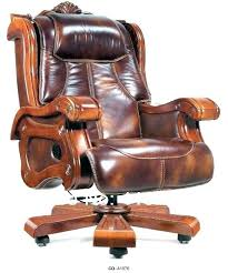 leather antique wood office chair leather antique. Leather Wood Chair Antique Office O