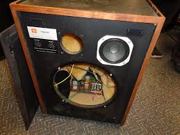 vintage jbl speakers. vintage jbl l65 speaker cabinet as is jbl speakers