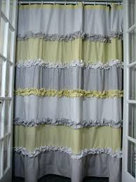 yellow and gray shower curtain yellow and grey shower curtain yellow and grey shower curtain blue