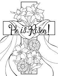 Religious Easter Coloring Pages Bible Coloring Pages Coloring Sheets